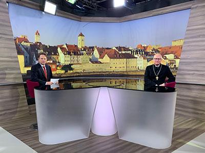 TVA Nachgefragt mit Regionalbischof Klaus Stiegler
