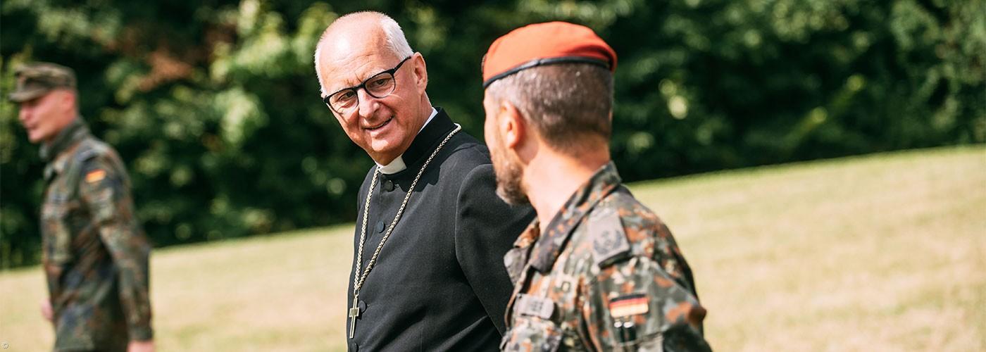 Termine und Besuche des Regionalbischofs im Kirchenkreis Regensburg