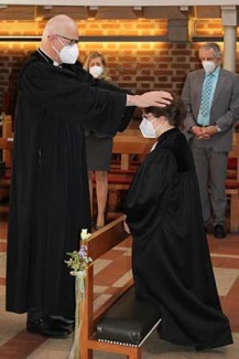 Ordination Solveig Umbreit